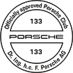Officially approved Porsche Club 133